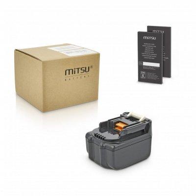Baterie Mitsu Makita BL1415, BL1430