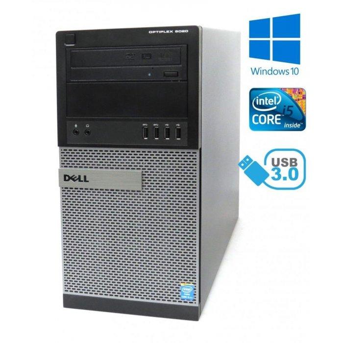 Dell Optiplex 9020 MT - i5-4590 3.30Ghz / 8GB RAM / 500GB HDD/ DVD-RW W10