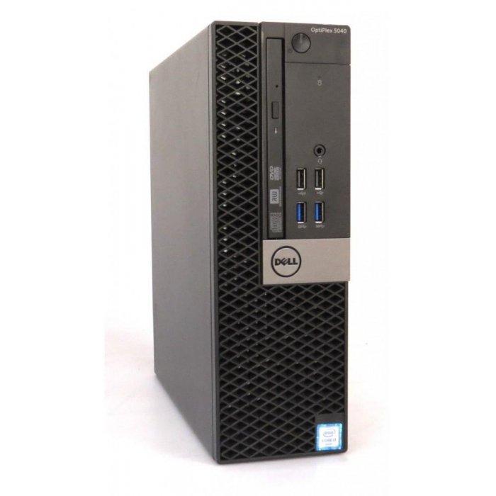 Dell Optiplex 5040 SFF - 3.30GHz - 8GB RAM - 256GB SSD - Windows 10