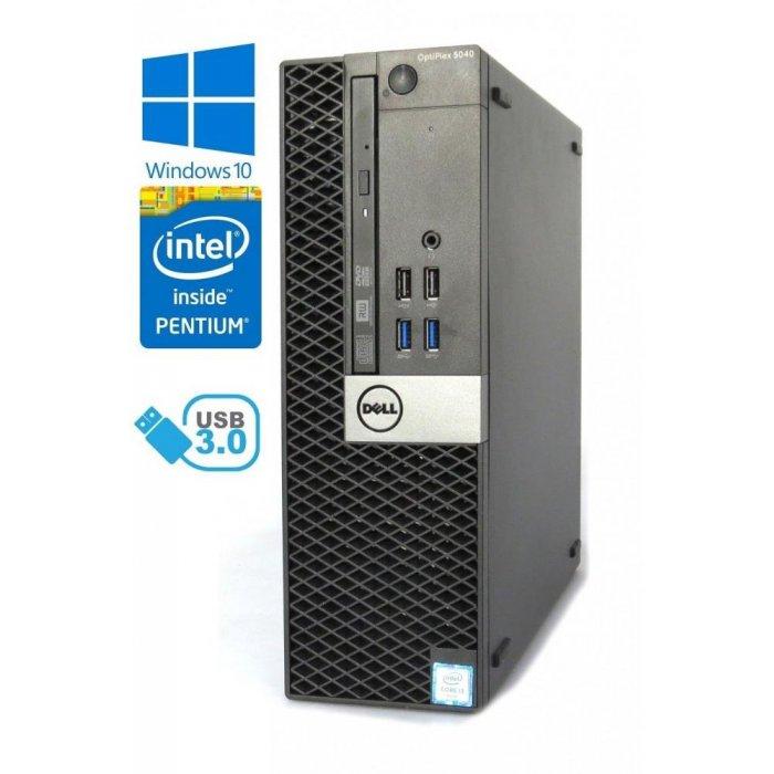 Dell Optiplex 5040 SFF - 3.30GHz - 8GB RAM - 128GB SSD - Windows 10