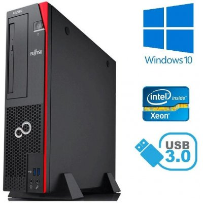 Fujitsu Celsius J550n - Xeon E3-1275 3,60Ghz 32GB RAM 256GB SSD