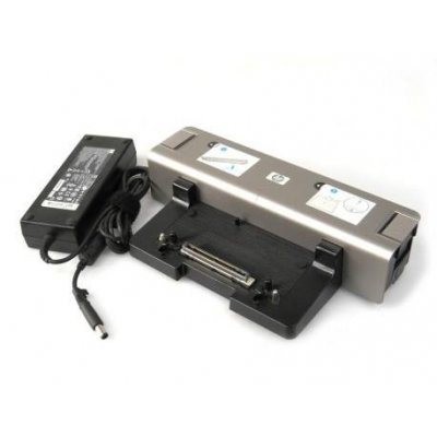 HP Docking Station KP080AA + 120W Adaptér