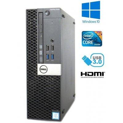 Dell Optiplex 5040 SFF - Intel i5-6400/3.30GHz - 8GB RAM - 480GB SSD - Windows 10