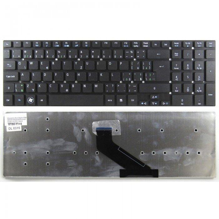 CZ klávesnice pro notebooky Acer Aspire 5755 5830 E1-510 E1-530 E1-570 E5-551 V3-551 V3-571 V3-771 E1