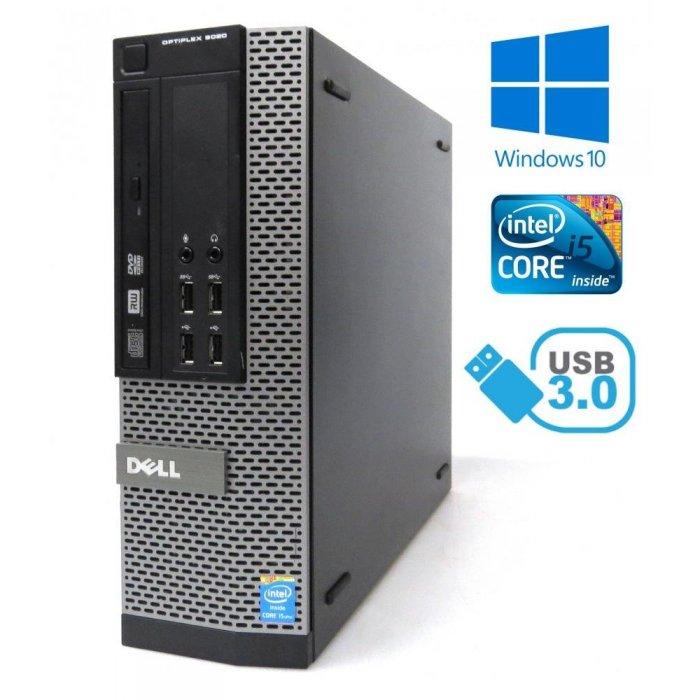 Dell Optiplex 9020 SFF - i5-4590 / 8GB RAM / 480GB/ Windows 10
