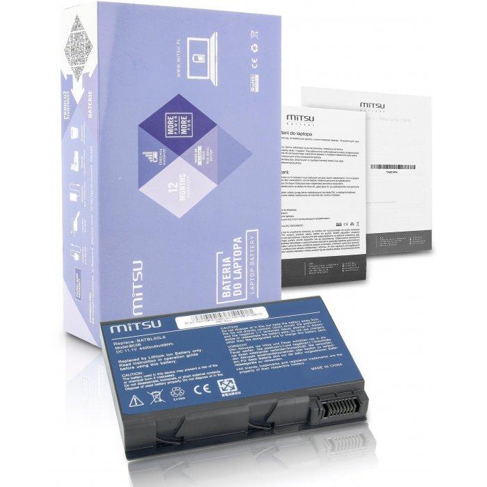 Baterie mitsu Acer TM2490, Aspire 3100
