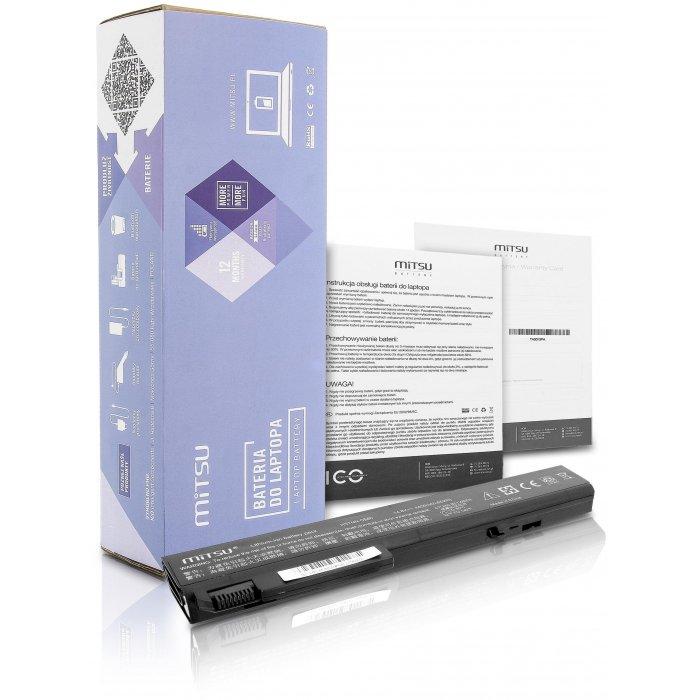 Baterie mitsu HP EliteBook 8530p, 8730w