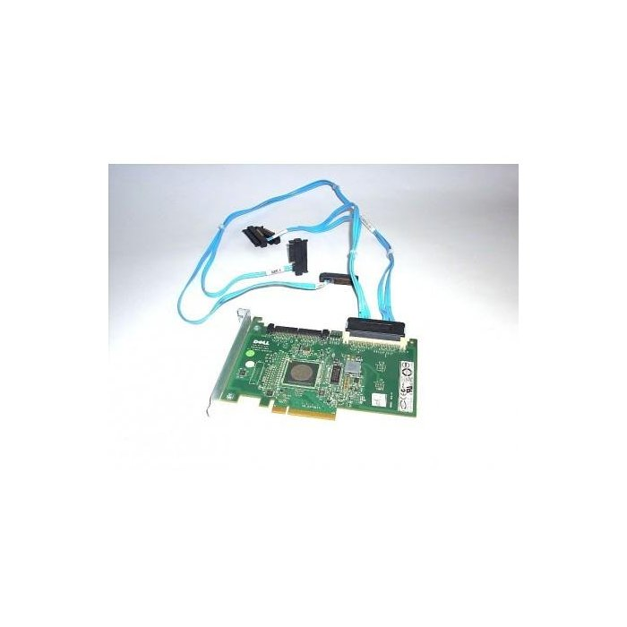 Dell PCI-e SAS řadič 6/iR JW063 0JW063