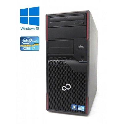 Fujitsu Esprimo P900 - Intel i7-2600/3.40GHz, 16GB RAM, 240GB SSD, Windows 10
