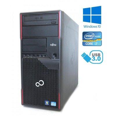 Fujitsu Esprimo P910 - Intel i7-3770/3.40GHz, 8GB RAM, 480GB, Windows 10