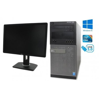 Dell Optiplex 7020 MT - i5-4590 8GB RAM 480GB SSD + 22´HD+ Dell P2213t 1680*1050