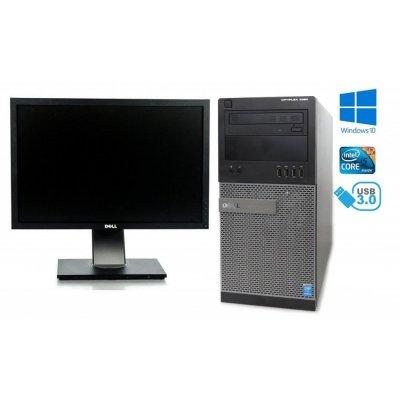 Dell Optiplex 7020 MT - i5-4590 8GB RAM 480GB SSD + 22´HD+ Dell P2210t 1680*1050