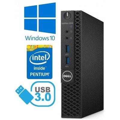 Dell Optiplex 3050 Micro - Intel 2,90Ghz 8GB RAM, 320GB HDD, WIFI W10