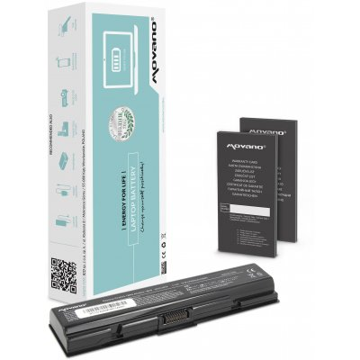 Bateria replacement Toshiba A200, A300 (4400mAh)