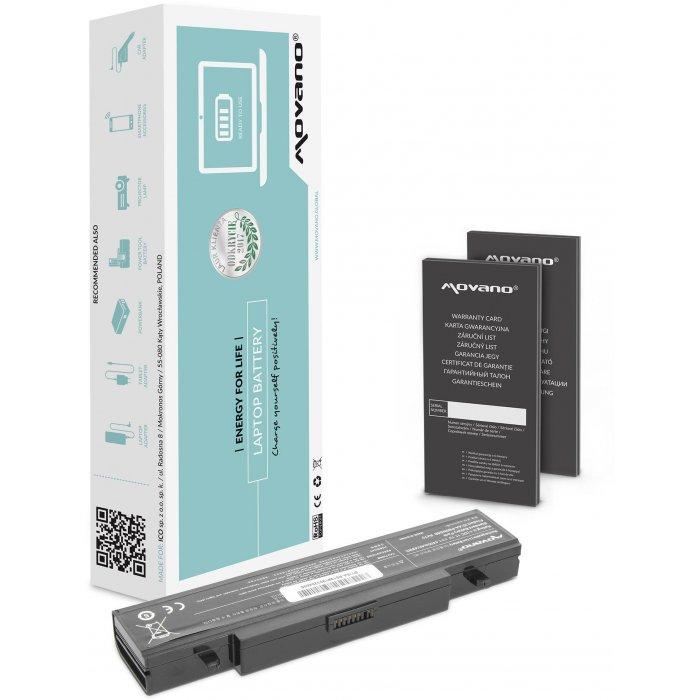 Bateria replacement Samsung R460, R519 (4400mAh)