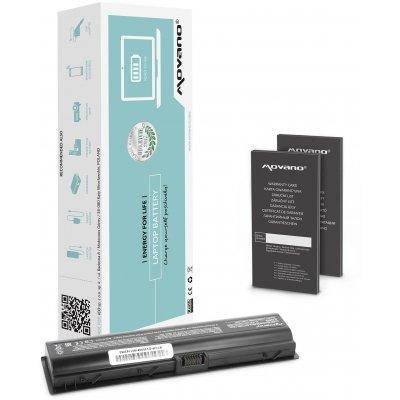 Baterie Movano HP dv2000, dv6000 (4400mAh)