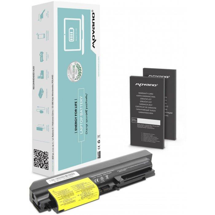 "Baterie pro IBM 14"" T61, R61 (4400mAh)"