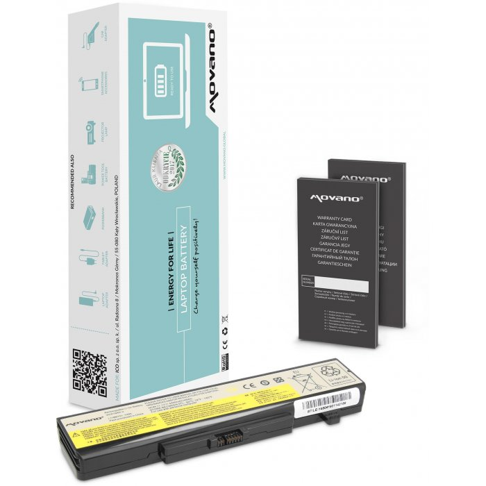 Baterie pro Lenovo IdeaPad Y480