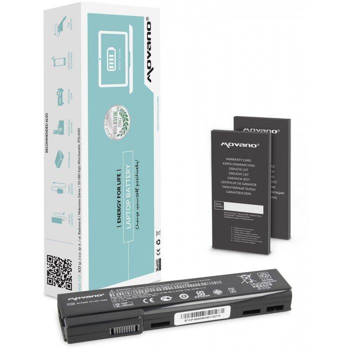 Bateria replacement HP EliteBook 8460p, 8460w