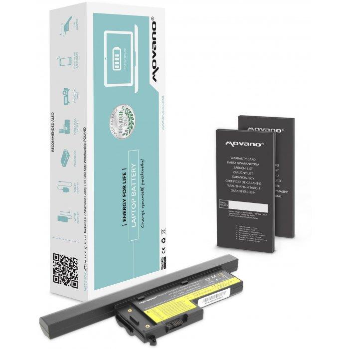 Baterie pro IBM X60, X60s (4400mAh)