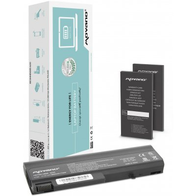 Baterie movano HP 6530b, 6735b, 6930p (6600mAh)