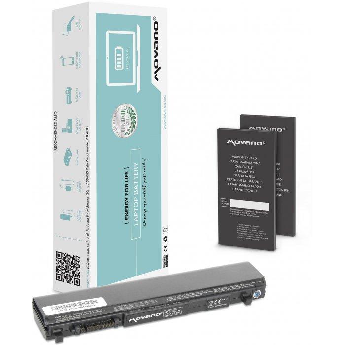 Akumulator / bateria replacement Toshiba R630, R830, R840