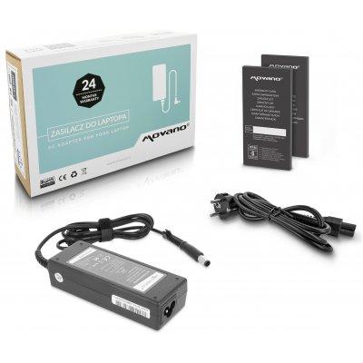 Nabíječka movano 19v 4.74a (7.4x5.0 pin), z wyjsciem USB - hp, compaq