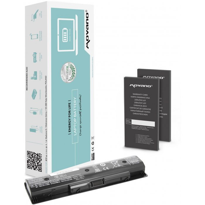 Baterie pro HP Pavilion 14, 15, 17