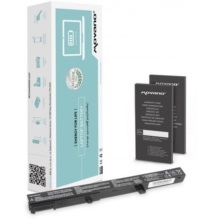 Akumulator / bateria replacement Asus X451, X551 (2200mAh)
