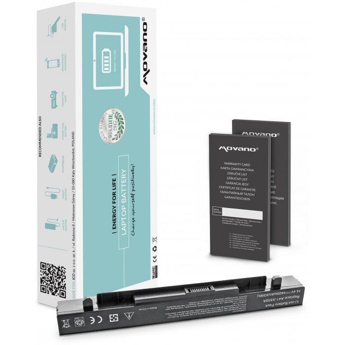 Akumulator / bateria replacement Asus X550, A450, F450, K550 (4400 mAh)
