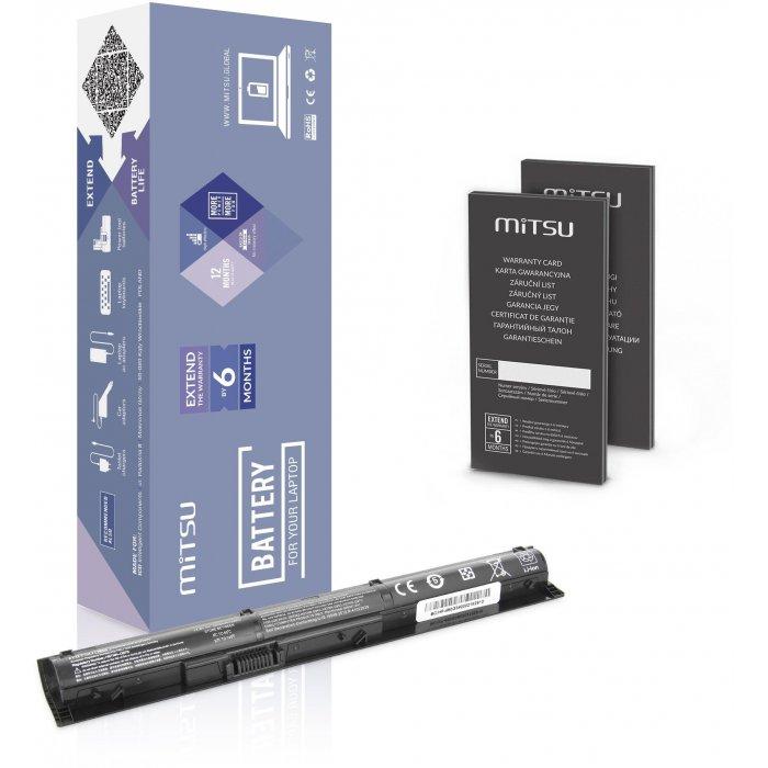 Baterie mitsu HP ProBook 450, 470 G3 (2200 mAh)