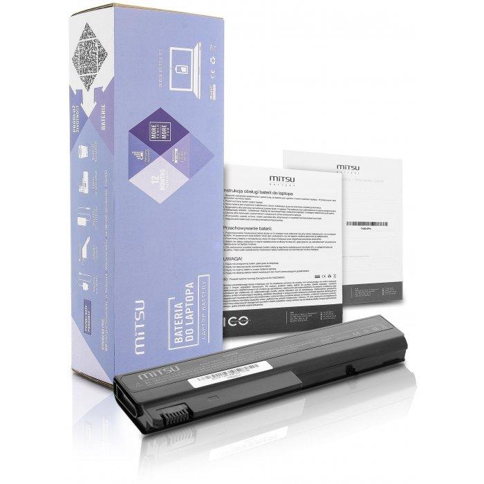 Baterie mitsu HP nc6100, nx6120 (4400 mAh)