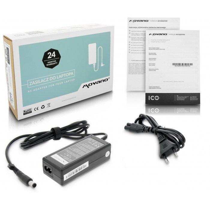Nabíječka na notebook hp compaq 18.5v 3.5a (7.4x5.0 PIN)