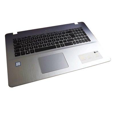 Palmrest klávesnice touchpad Asus VivoBook 17