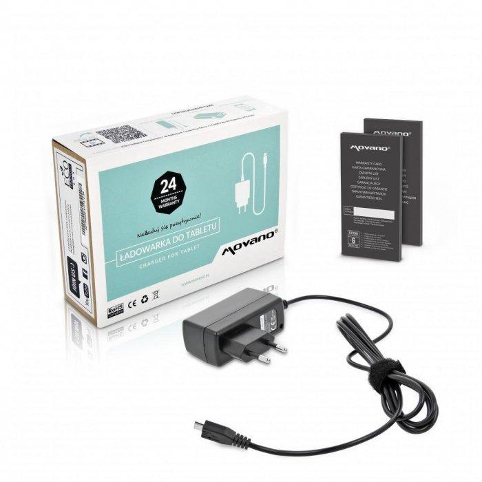 Nabíječka Movano tablet asus T100TA - 5v 3a (microUSB)
