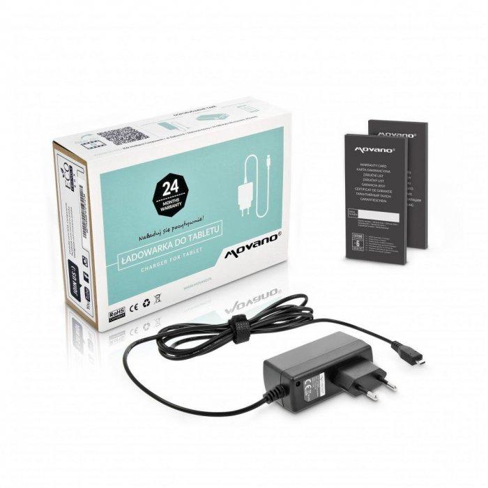 Nabíječka Movano tablet lenovo thinkpad 2 - 5.2v 2a (microUSB)