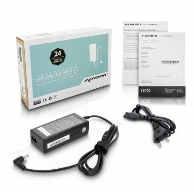 Nabíječka Movano LCD 14v 3a (6.5x4.4 pin) - samsung