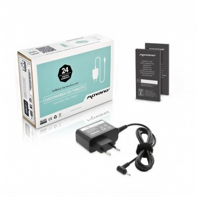Nabíječka Movano tablet motorola - 12v 1.5a (2.0x1.0)