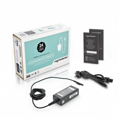 Nabíječka Movano tablet microsoft surface - 12v 2.58a